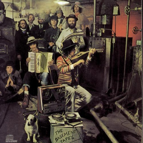 "Featured recording ""The Basement Tapes"""